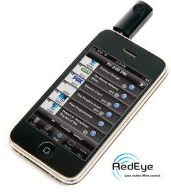 RedEye app with fully-integrated channel guide