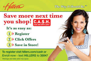 Hiller's C.A.S.H. powered by M-Dot Network