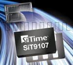 SiT9107 MEMS-based Differential Oscillator