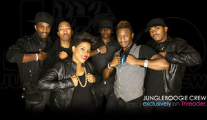 Threader streetwear partners with America¿s Best Dance Crew 5 competitor: Jungle Boogie Crew
