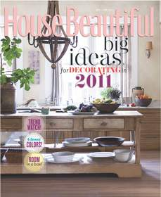 Tyler Florence is adding another ingredient to his list of accomplishments: Contributing Editor to House Beautiful magazine.  Florence's monthly column, 'Tyler's Kitchen,' will launch in the February 2011 issue.