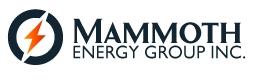 Mammoth Energy Group, Inc.