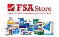 FSAStore.com FSA Eligible Products Logo