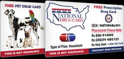 National Drug Card