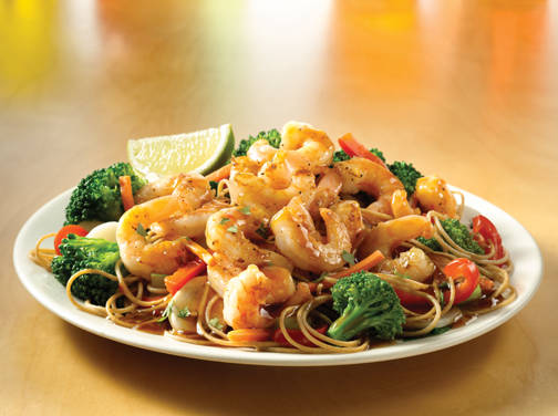 Applebee's new Teriyaki Chicken Pasta is part of Applebee's expanded ...