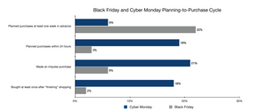 Black Friday and Cyber Monday 2010 Planning and Purchase Behaviors