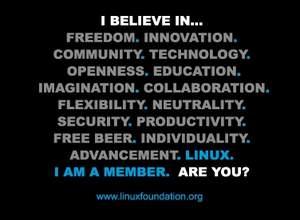 Linux, Linux Foundation