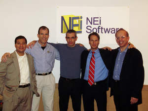 NEi Software announced a global partnership with Siemens PLM Software to distribute Femap