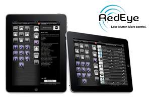 RedEye app for iPad with fully-integrated channel guide
