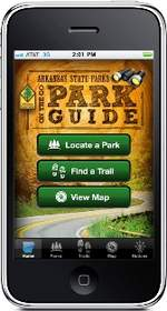 Arkansas State Parks launches new iPhone app