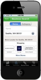 iPhone, iPad, Mobile Store Locator