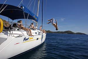 Footloose Sailing Charters