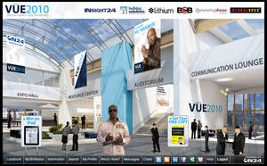 MC Hammer, ON24, VUE, VUE2010, virtual event user conference, virtual events user experience
