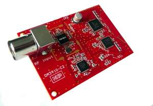 TDA18273 silicon tuner demo board