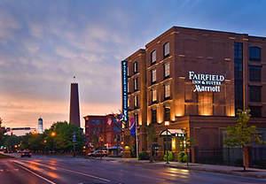 Downtown Baltimore Inner Harbor Hotel