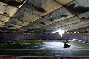 Metrodome Roof Collapse