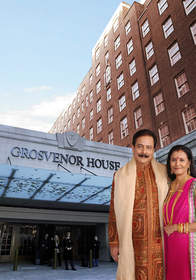 Sahara India Pariwar, Grosvenor House Hotel, London