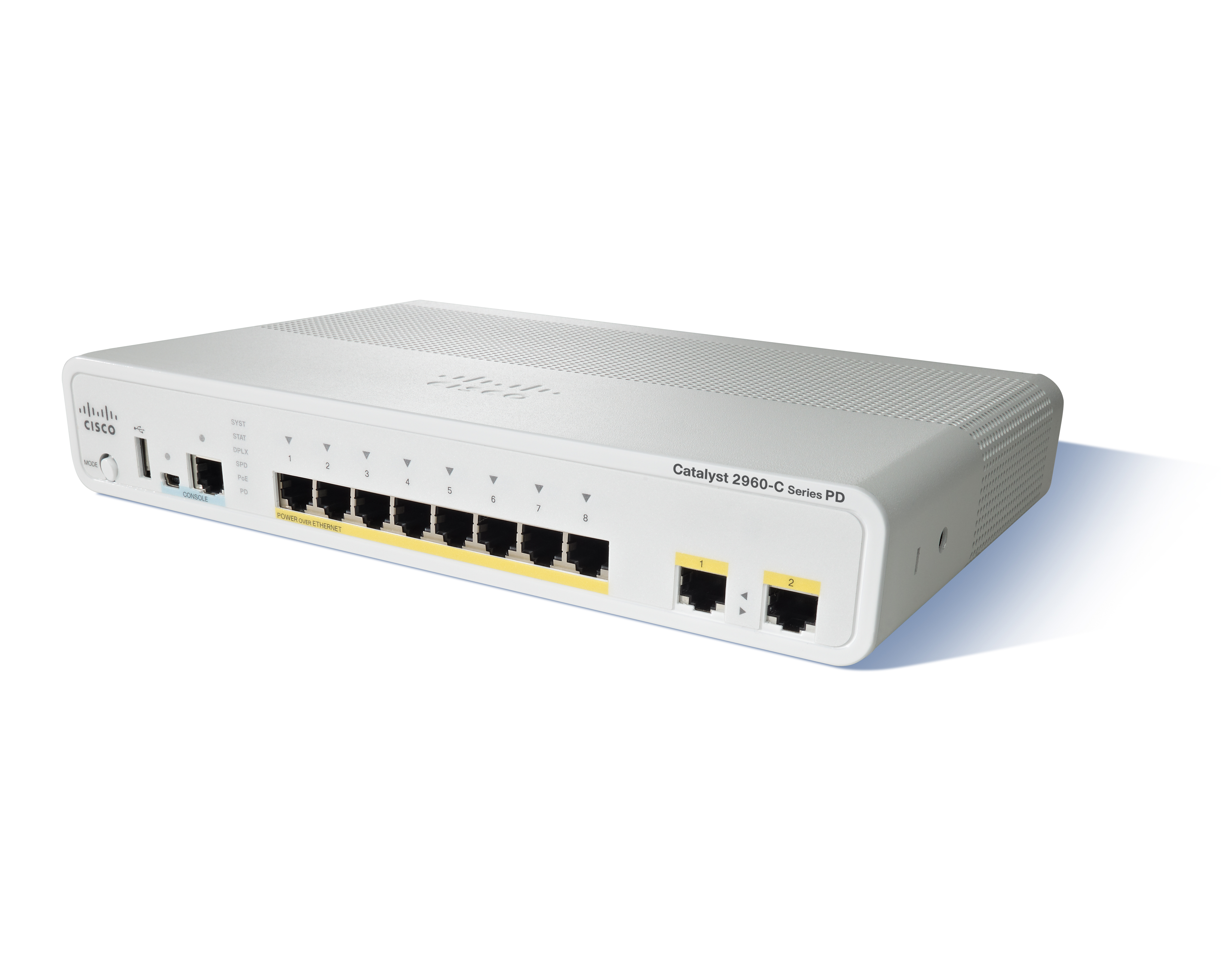 Cisco Evolves Catalyst Switch Family To Deliver Highly Secure Cost Internet Wiring Closet Extremely Compact The Catalystr 2960 C Is Roughly Half Size Of An Xbox Console