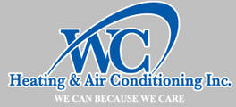 heating and air conditioning company
