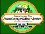 Arizona Camping Club's Self-Guided Camping Trips in Arizona