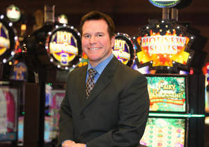 Troy Simpson of Barona Resort & Casino