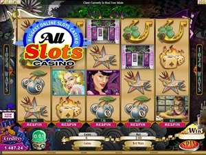Play Hot  Ink at All Slots Online Casino