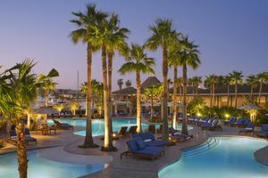 San Diego's Hyatt Regency Mission Bay Spa and Marina is offering a 'Sunshine on Sale' package to start the year with a sunny outlook.