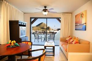 The 286-room Wyndham Cabo San Lucas Resort
