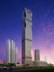 The 350-room Wyndham Chongqing North Hotel