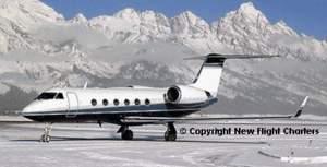 Private Jet Charter Flights Gulfstream IV Beautiful