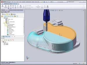 Roland DGA, MecSoft, SolidWorks World, MDX, Milling Machines, Subtractive Rapid Prototyping, SRP