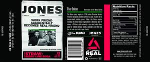 Jones Soda, The Onion