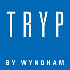 The new TRYP by Wyndham logo
