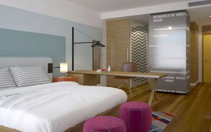 The TRYP by Wyndham guest room