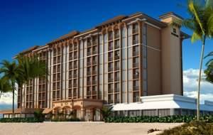 The 172-room Wyndham Deerfield Beach Resort