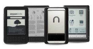 OtterBox Commuter Series cases for eReader devices.