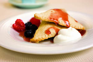 Breakfast Fruit Turnovers