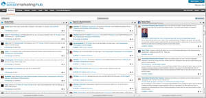 Conversation Dashboard - Awareness Social Marketing Hub