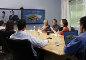 Polycom Telepresence with IBM Lotus Sametime
