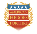 American Heroes for Hire Logo