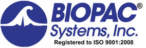 BIOPAC.COM Data Loggers, Amplifiers, Transducers, Electrodes For Life Sciences Research