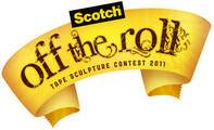 Scotch Off the Roll Contest