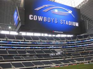 Super Bowl XLV Cowboys Stadium
