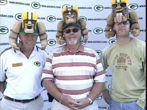 Packers fans pledge to never drive drunk and always have a designated driver