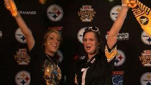Pittsburgh Steelers fans pledge to be designated drivers