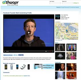 geotagging, video sharing, photo sharing, mobile video, Mark Zuckerberg