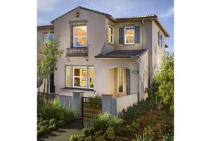 Irvine home, Irvine townhome, Irvine model, Ivy, William Lyon Homes