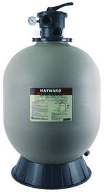 Hayward Pool Products pool filter produced on Graham Engineering blow molding machine