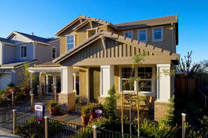 Venue, Vista Del Mar homes, Pittsburg new homes, detached homes