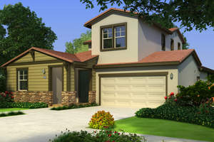 Fairfield new homes, detached new homes, Paradise Valley Golf Course living